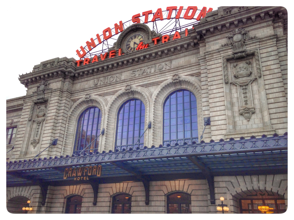 The Renovation of Denver Union Station