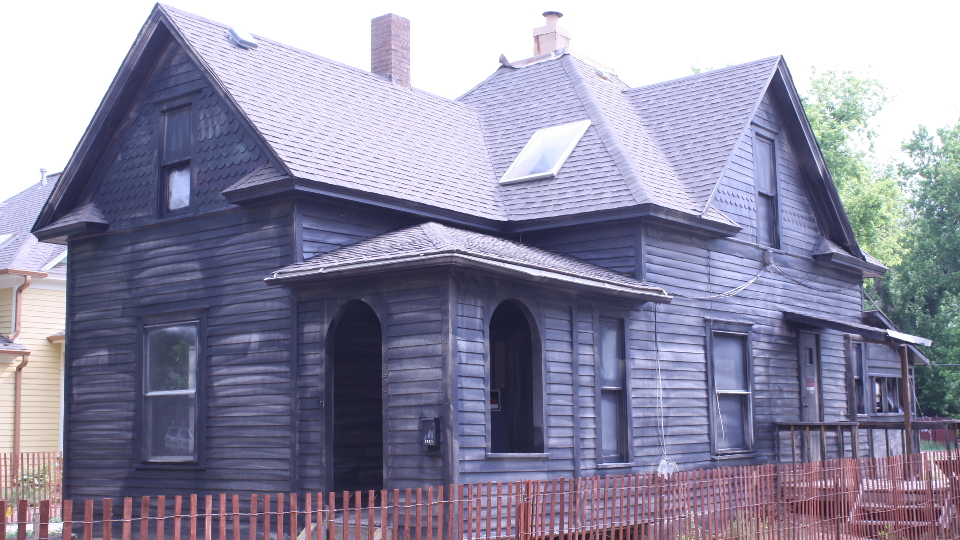 The South Whitcomb Street Historic District
