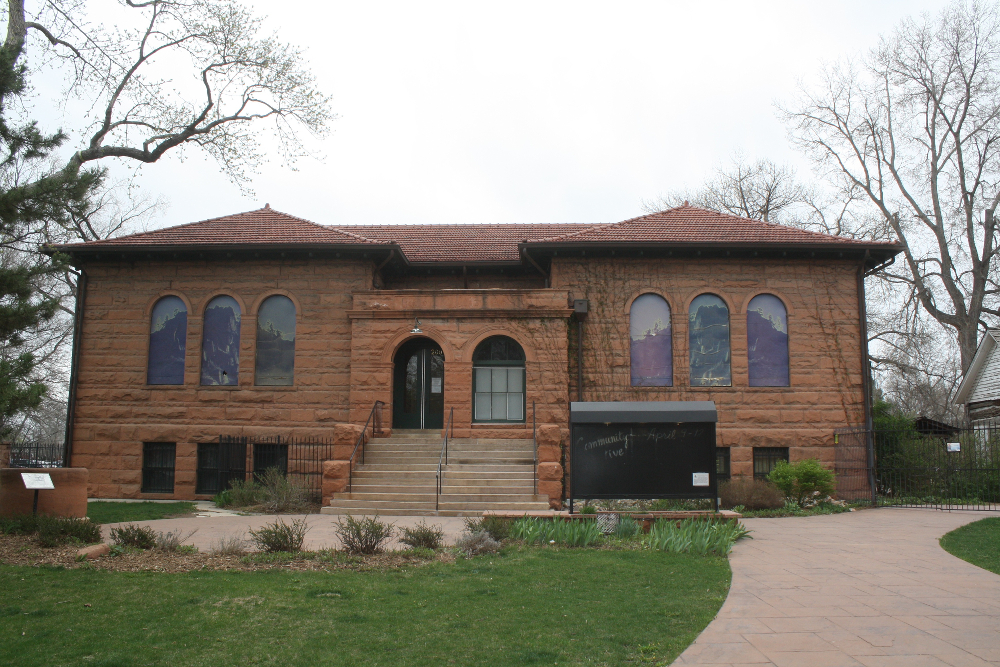Then & Now: The Fort Collins Carnegie Library