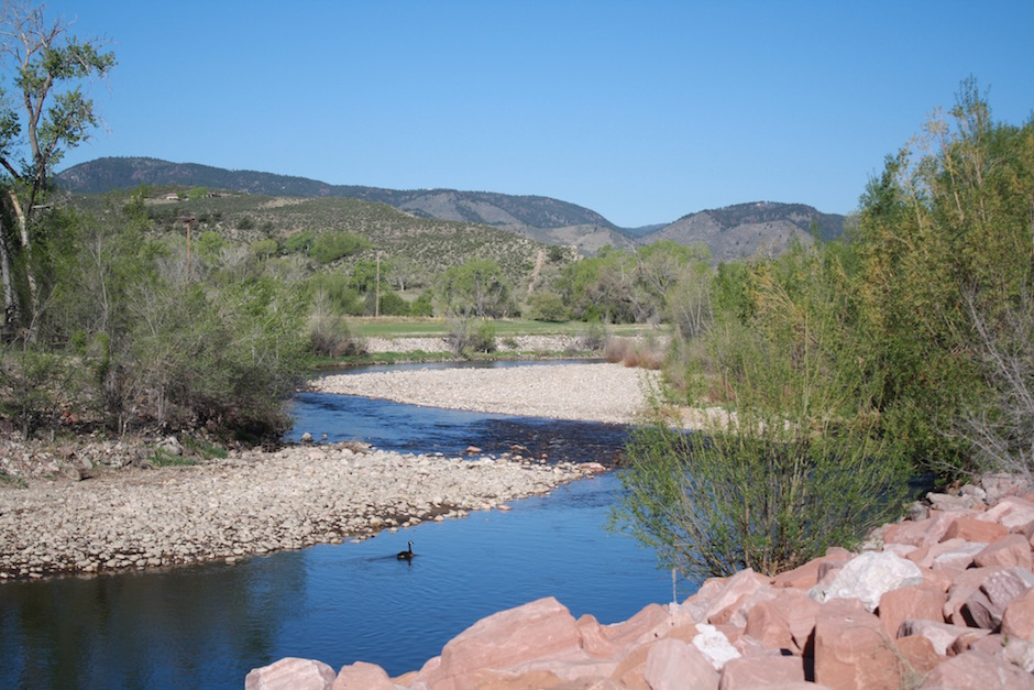 The Poudre River: looking at the history of place