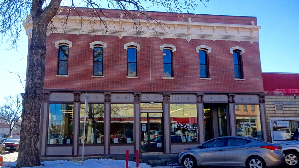 The Downtown Loveland Historic District
