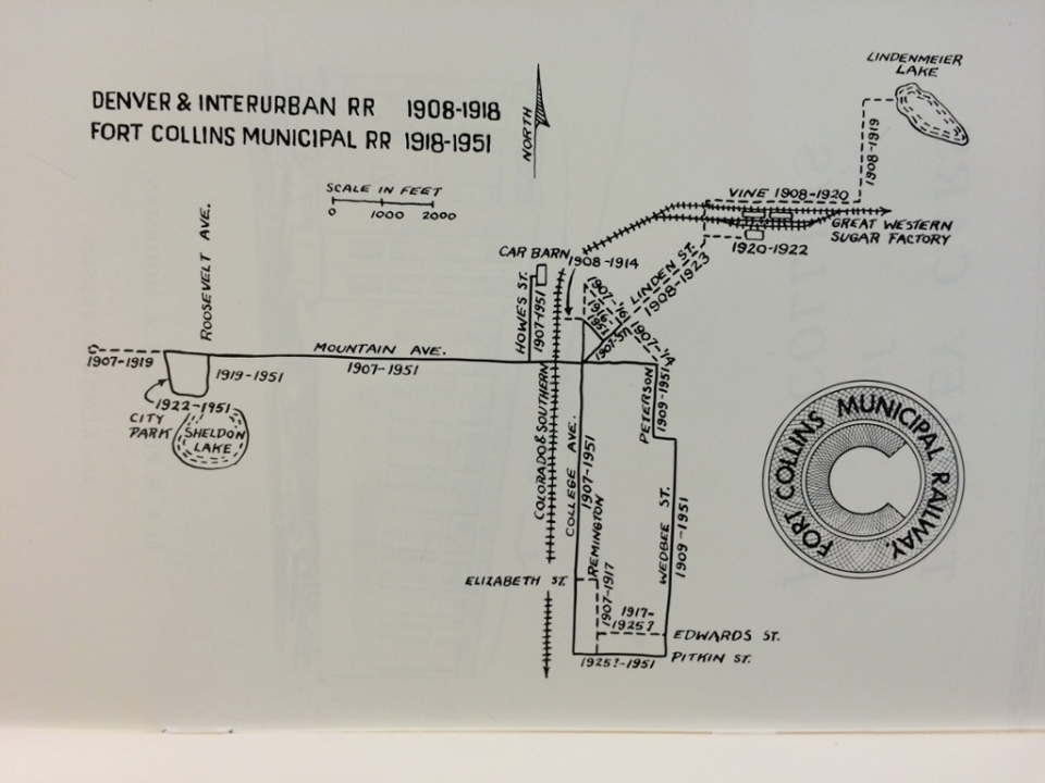 Say Goodbye to a Bit More of the Original Fort Collins Municipal Railway
