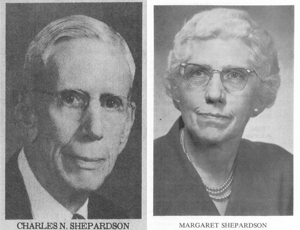 Charles and Margaret Shepardson