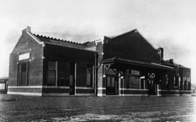History of the Union Pacific Fort Collins Jefferson Street Station